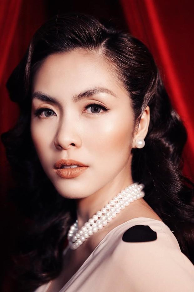 Lâu rồi Tăng Thanh Hà mới xuất hiện tại sự kiện giải trí: Bao năm vẫn đẹp xuất thần, ánh mắt mê hồn, giật hết spotlight của dàn sao - Ảnh 1.