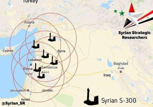 S-300 của Syria lần đầu xuất trận, diệt gọn UAV trinh sát Israel ở Địa Trung Hải - Ảnh 1.