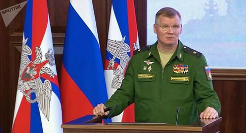 Để tiêu diệt hàng trăm UAV tự sát, Nga sử dụng hệ thống phòng thủ nào ở Syria? - Ảnh 1.