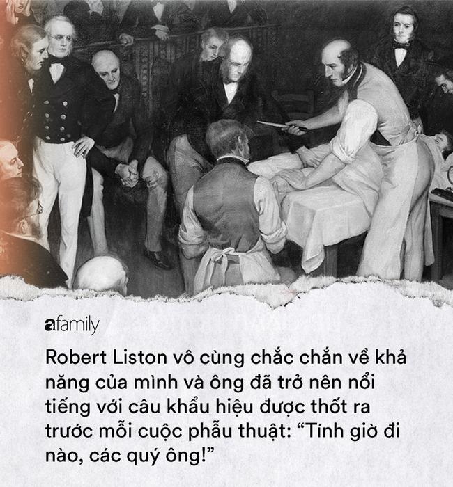 Bác sĩ mang danh vua tốc độ về tay nghề phẫu thuật của mình nhưng lại nổi tiếng với ca mổ cho 1 bệnh nhân làm chết tận 3 mạng người - Ảnh 3.