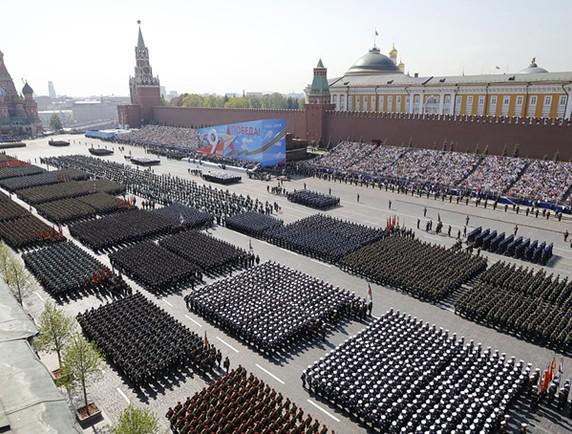 Nga đánh tiếng mời, Mỹ sẽ tham gia Lễ duyệt binh Ngày Chiến thắng trên Quảng trường Đỏ? - Ảnh 5.
