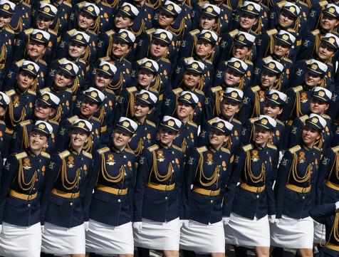 Nga đánh tiếng mời, Mỹ sẽ tham gia Lễ duyệt binh Ngày Chiến thắng trên Quảng trường Đỏ? - Ảnh 8.