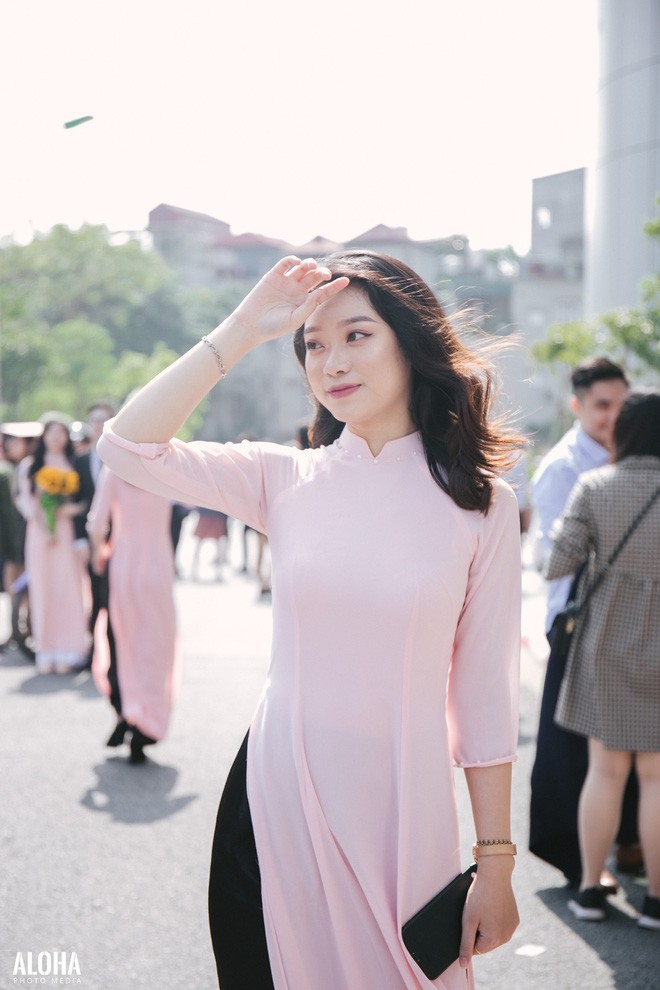 Thủ khoa xinh đẹp trường Kinh tế Quốc dân khiến dân tình choáng váng vì thành tích học tập siêu đỉnh, học 3.5 năm đã tốt nghiệp ĐH - Ảnh 8.