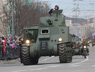 Nga đánh tiếng mời, Mỹ sẽ tham gia Lễ duyệt binh Ngày Chiến thắng trên Quảng trường Đỏ? - Ảnh 9.