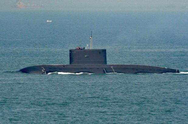 Công nghệ tuyệt mật của Mỹ theo dõi tàu ngầm Nga chính xác tới từng mét - Ảnh 14.