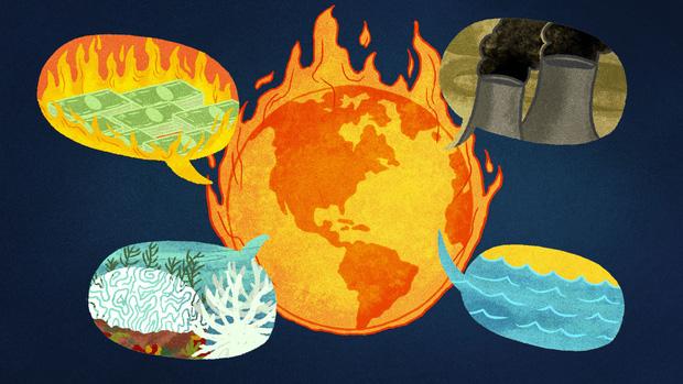 Thư gửi năm 2019 từ tương lai: Hỡi các chiến binh chống biến đổi khí hậu, hy vọng vẫn chưa hết đâu - Ảnh 1.