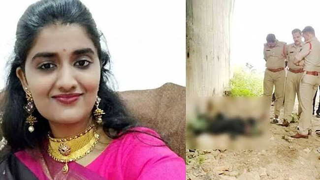 Vụ hãm hiếp chấn động Ấn Độ: Thủng săm xe trên đường đi làm, cô gái bị nhóm đàn ông vờ giúp đỡ rồi thay nhau cưỡng bức, thiêu cháy đến chết - Ảnh 1.