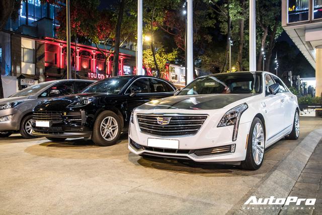 Cường Đô-la và đại gia Sài Gòn tụ họp gần 10 siêu xe mừng thôi nôi con trai trưởng đoàn Car Passion Hứa Hà Phương - Ảnh 8.