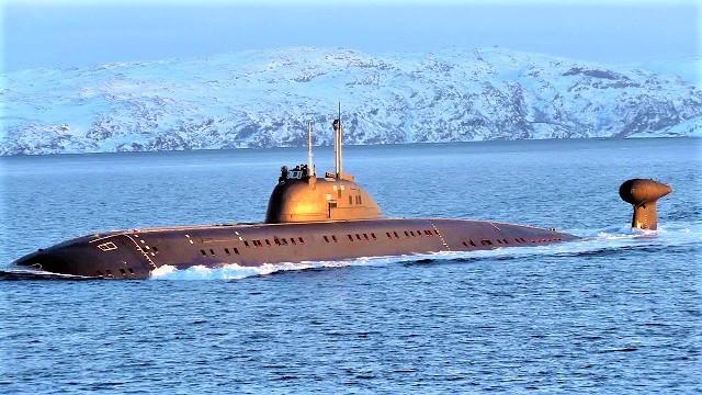 """Chiến dịch Atrina-2: Tàu ngầm Nga """"qua mặt"""" Hải quân NATO như thế nào? - Ảnh 1."""