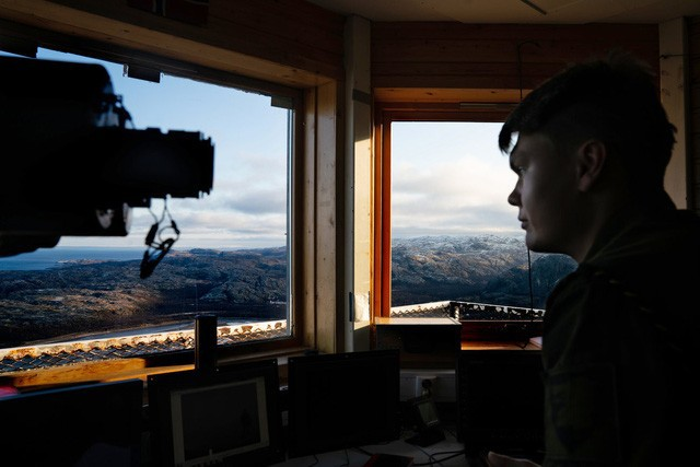 Giữa băng giá Bắc Cực: Na Uy bám sát hành động quân lực Nga - Ảnh 1.