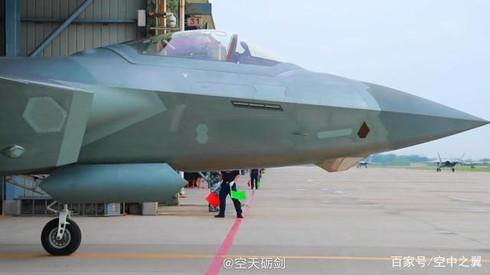 """Mỹ chê chiến đấu cơ tàng hình J-20 Trung Quốc là """"hàng rẻ tiền"""" - Ảnh 1."""