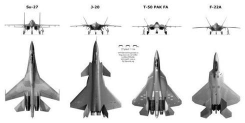 """Mỹ chê chiến đấu cơ tàng hình J-20 Trung Quốc là """"hàng rẻ tiền"""" - Ảnh 3."""