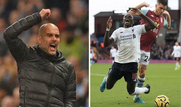 Đại chiến Liverpool vs Man City, Madio Sane hãy ăn vạ trước Pep - Ảnh 1.