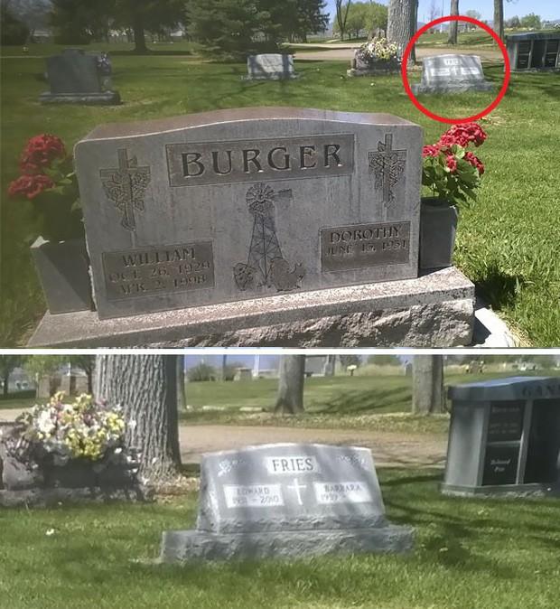 Những câu nói cực lầy khắc trên bia mộ khiến Thượng đế cũng phải cười khi đọc được - Ảnh 13.