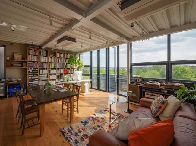 Vợ thu nhập cao xây ngôi nhà 3 tầng view toàn cây xanh và ánh sáng tặng chồng nghỉ hưu ở Nhật - Ảnh 20.