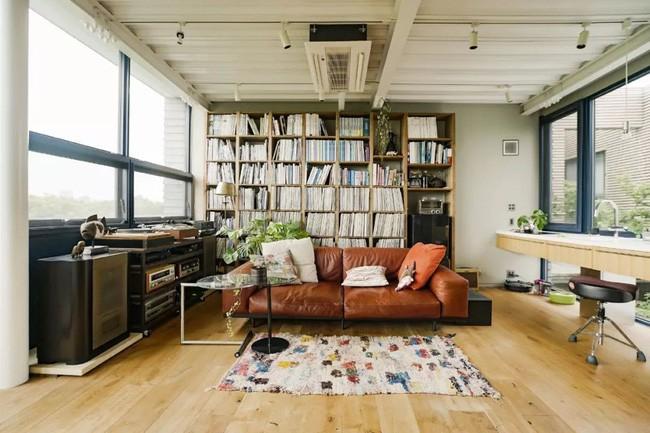 Vợ thu nhập cao xây ngôi nhà 3 tầng view toàn cây xanh và ánh sáng tặng chồng nghỉ hưu ở Nhật - Ảnh 21.