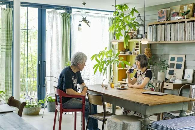 Vợ thu nhập cao xây ngôi nhà 3 tầng view toàn cây xanh và ánh sáng tặng chồng nghỉ hưu ở Nhật - Ảnh 3.