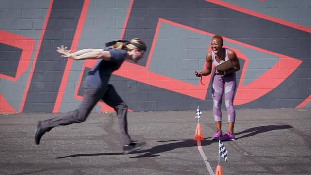 Thử nghiệm: Chạy như Naruto có làm cho bạn nhanh hơn không? - Ảnh 4.