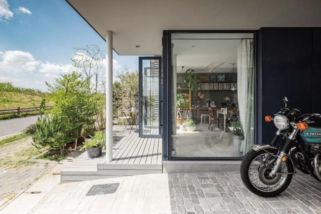 Vợ thu nhập cao xây ngôi nhà 3 tầng view toàn cây xanh và ánh sáng tặng chồng nghỉ hưu ở Nhật - Ảnh 10.