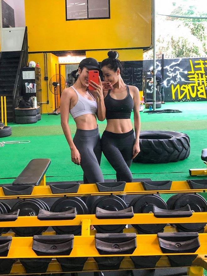 Lần hiếm hoi Nhã Phương mặc bikini sau khi lấy Trường Giang - Ảnh 4.