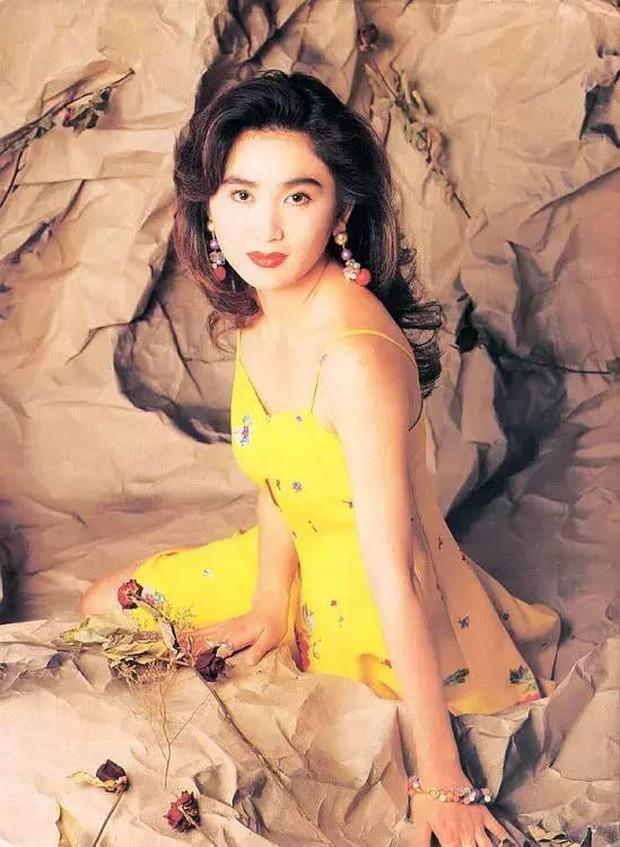Vẻ đẹp ngày trẻ xuất sắc của Ôn Bích Hà: Bảo sao bà mãi mãi là Đát Kỷ đẹp nhất màn ảnh Hoa ngữ! - Ảnh 1.