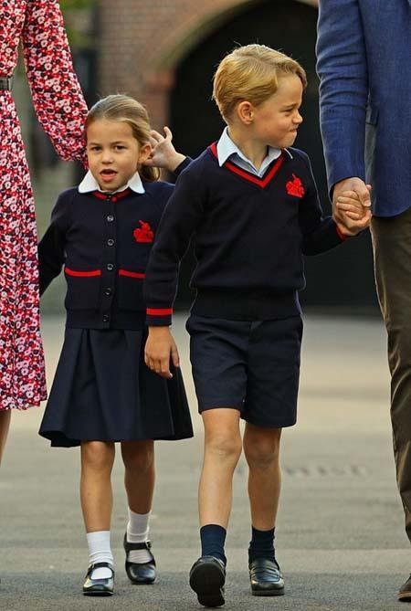 Công chúa Charlotte được dự đoán sẽ là mỹ nhân vạn người mê trong tương lai khi cộng đồng mạng phát hiện cô bé giống hệt nhân vật này - Ảnh 2.