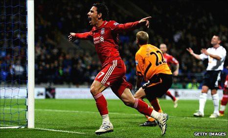 Tái hiện hình ảnh Man United thời Sir Alex, Liverpool đã làm như thế nào? - Ảnh 1.