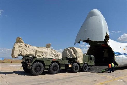 """Được gọi là vũ khí của năm, S-400 tạo nên """"kỳ tích"""" cho Nga như thế nào? - Ảnh 1."""