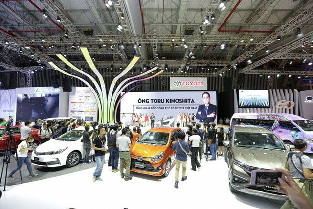 Ôtô giảm giá 200 - 300 triệu đồng không còn là chuyện hiếm - Ảnh 4.