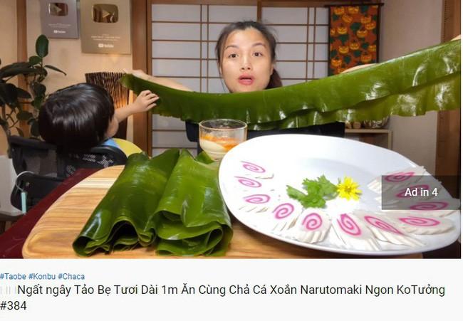 Những món ăn chỉ ở Nhật mới có xuất hiện trên kênh Youtube của Quỳnh Trần JP, đặc biệt nhất là món có mùi thối và đồ ăn sống - Ảnh 4.