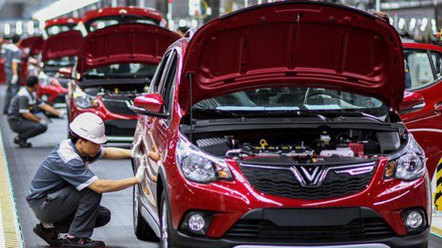 VinFast đã chi bao nhiêu tiền để sản xuất thân, vỏ, phụ tùng cho ô tô? - Ảnh 1.