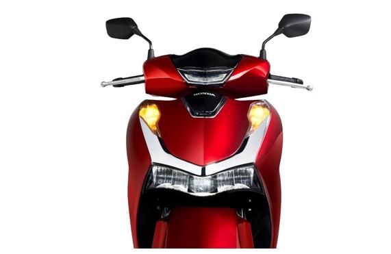 Honda SH ra phiên bản mới, giá tăng mạnh - Ảnh 1.