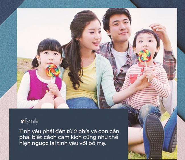 10 điều bố mẹ nên dạy con cái về tình yêu: Chỉ khi biết sớm những điều này, cuộc sống mới trở nên hạnh phúc - Ảnh 2.