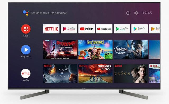 Lộ diện TV Vsmart do Vingroup sản xuất: 55 inch, chạy Android TV - Ảnh 2.