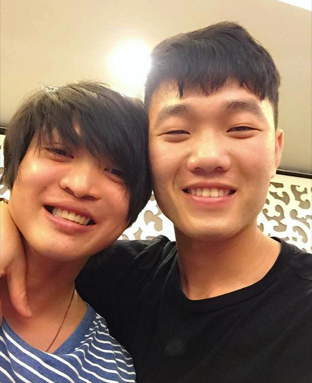 Tuấn Anh đăng ảnh chung với Xuân Trường ở vị trí bá đạo khiến fan vừa buồn cười, vừa xót xa - Ảnh 2.