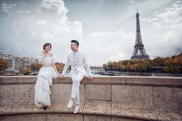 Showbiz rần rần đón tin hỷ, ngắm lại loạt ảnh cưới cực đỉnh của dàn sao Việt mà chỉ muốn lên xe hoa ngay và luôn - Ảnh 12.