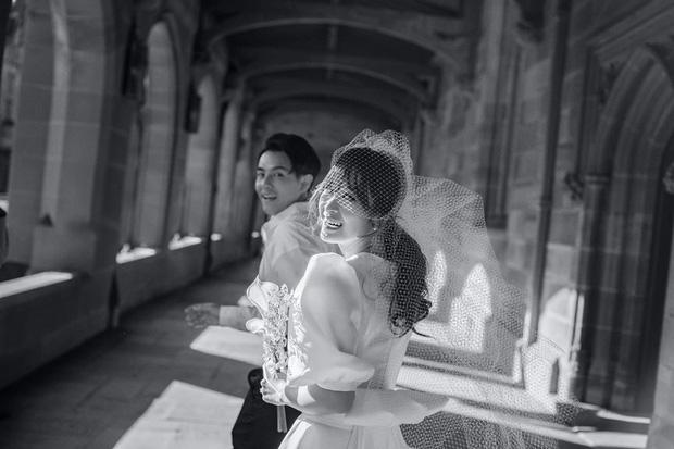 Showbiz rần rần đón tin hỷ, ngắm lại loạt ảnh cưới cực đỉnh của dàn sao Việt mà chỉ muốn lên xe hoa ngay và luôn - Ảnh 4.