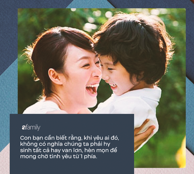 10 điều bố mẹ nên dạy con cái về tình yêu: Chỉ khi biết sớm những điều này, cuộc sống mới trở nên hạnh phúc - Ảnh 4.