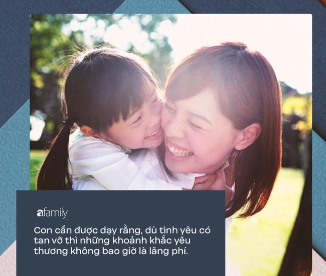 10 điều bố mẹ nên dạy con cái về tình yêu: Chỉ khi biết sớm những điều này, cuộc sống mới trở nên hạnh phúc - Ảnh 8.