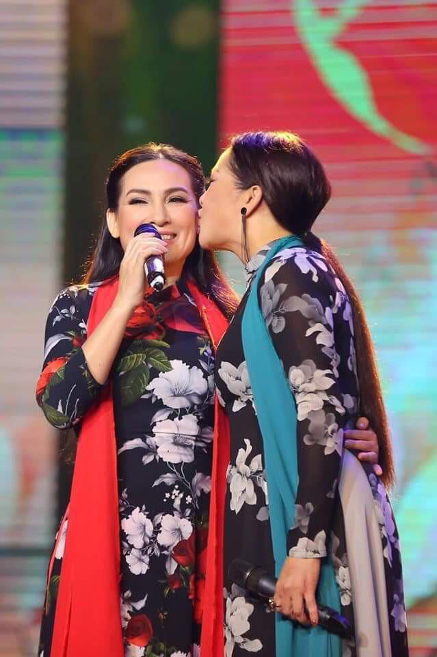 Tình bạn bền đẹp của 2 nữ hoàng bolero Như Quỳnh - Phi Nhung - Ảnh 8.