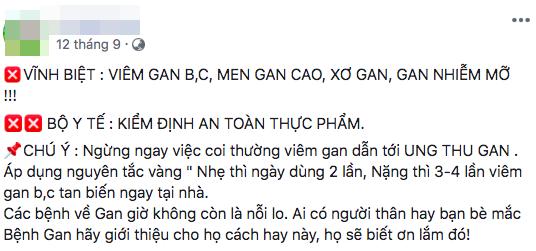PCT Hội Gan mật khẩn thiết: Đừng để gan hỏng tới hôn mê mới đến viện, bác sĩ phải bó tay! - Ảnh 1.