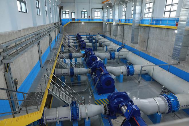 Công ty Sông Đuống lên tiếng về việc chưa nghiệm thu đã bán nước cho người dân - Ảnh 2.