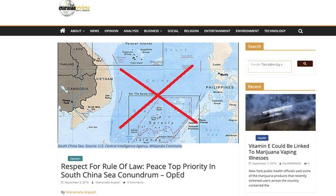 ASEAN cần đoàn kết ngăn hành vi phi pháp của Trung Quốc ở biển Đông - Ảnh 1.