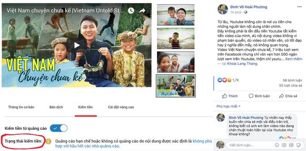 Từ chuyện Khoai Lang Thang bị tắt kiếm tiền: những nội dung có liên quan đến trẻ em sẽ còn bị siết chặt hơn nữa, YouTuber cần chú ý ngay - Ảnh 1.