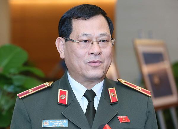 Bộ trưởng Nội vụ Lê Vĩnh Tân: Tôi sẽ làm bản tự kiểm điểm gửi Thủ tướng vào tháng 12 - Ảnh 4.