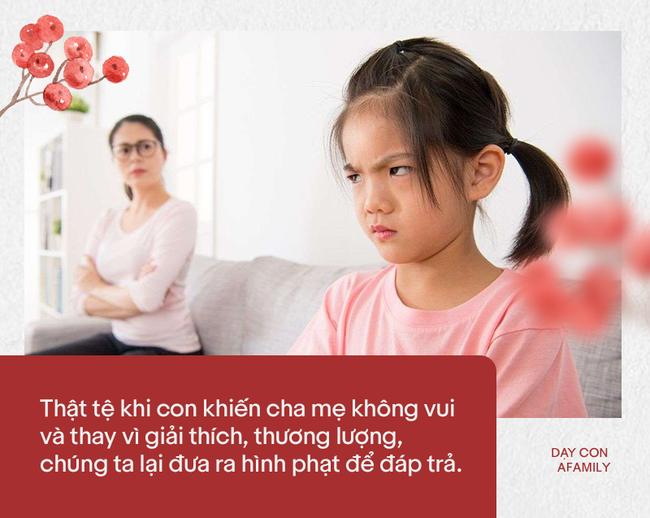 9 lý do cha mẹ đừng bao giờ áp dụng các biện pháp trừng phạt với con cái, con không ngoan hơn mà còn nổi loạn - Ảnh 2.