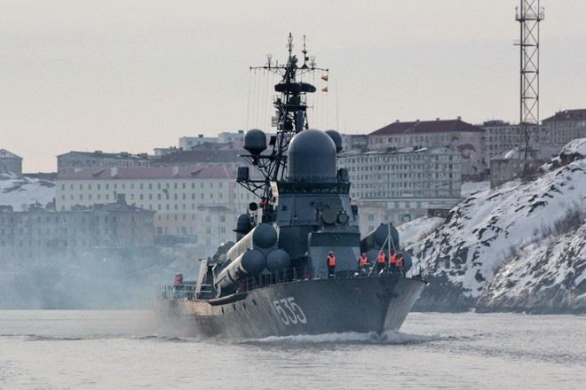 Nga nâng cấp hàng loạt tàu tên lửa Nanuchka cho Hạm đội Thái Bình Dương - Ảnh 11.