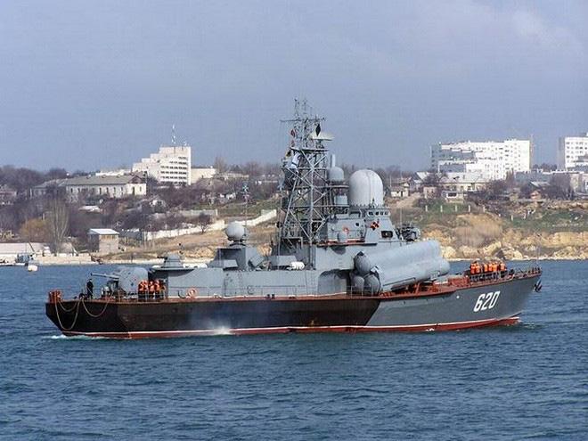 Nga nâng cấp hàng loạt tàu tên lửa Nanuchka cho Hạm đội Thái Bình Dương - Ảnh 14.