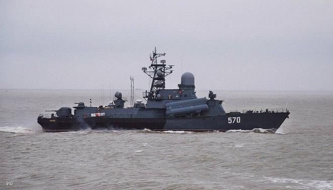 Nga nâng cấp hàng loạt tàu tên lửa Nanuchka cho Hạm đội Thái Bình Dương - Ảnh 15.
