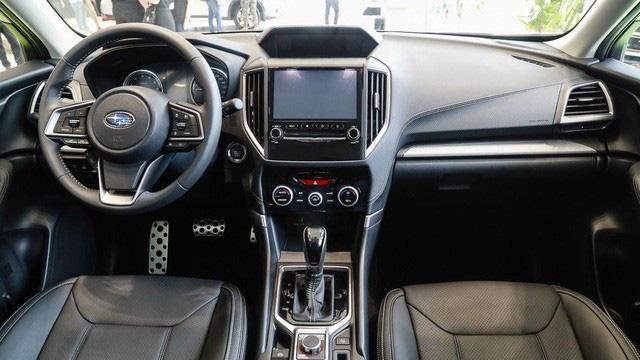 Subaru Forester tiếp tục giảm giá kỷ lục, quyết đua doanh số với Honda CR-V và Mazda CX-5 - Ảnh 3.